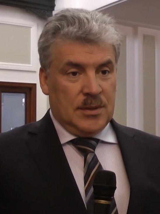 «Сутенер» против «ворюги»: Габрелянов пообещал отомстить Грудинину