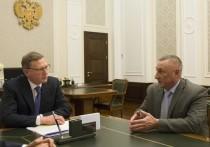 После рабочей встречи с Бурковым свой пост покинул главный «охранник» животного мира Омской области