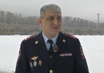 Глава МВД России подписал приказ о награждении сотрудника транспортной полиции ведомственной медалью «За смелость во имя спасения»