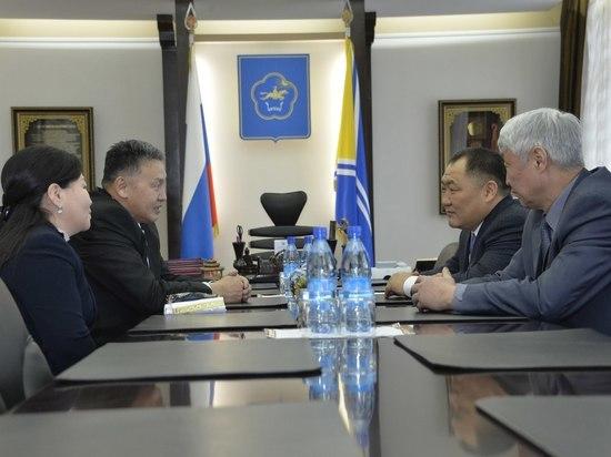 Тува и Увс аймак Монголии  усилят торгово-экономическое сотрудничество