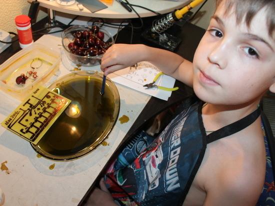Маленькие гении отметили 17 января Всемирный день детей-изобретателей