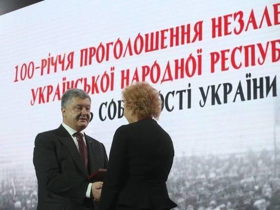 Это не первая подобная оговорка лидера Украины
