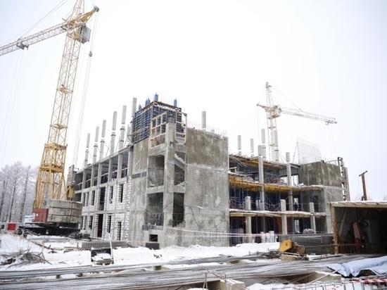 В Чебоксарах поликлинику на проспекте Ленина построят раньше срока