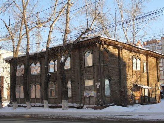 Единственную деревянную синагогу в России передадут томской еврейской общине