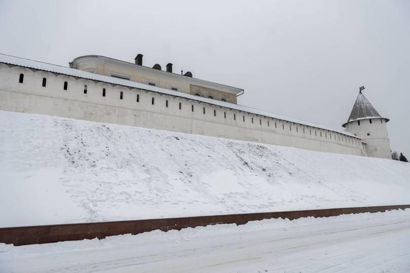 Видео секса у стен казанского кремля