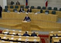 Бурков определился с представителями в омском Законодательном собрании