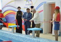 Во Дворце спорта «Олимп» после кардинальной реконструкции, произведенной ОАО «РАТЕП», вновь работает большой бассейн