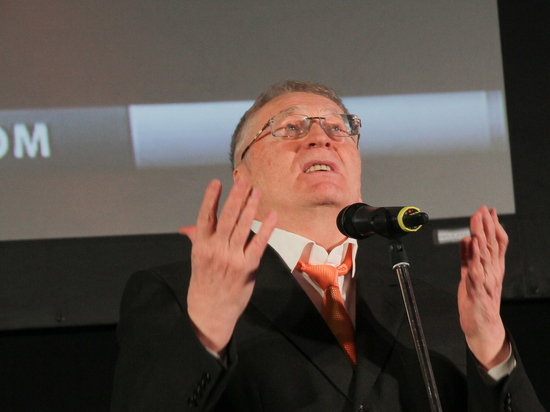 Жириновский назвал категорию мужчин, которых следует освободить от алиментов