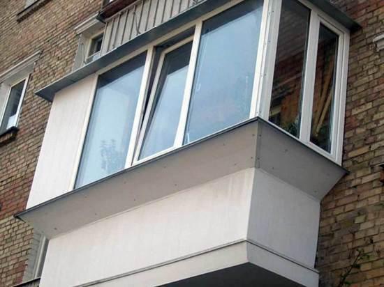 Застеклить балкон красноярск фото ремонт балкона 3208