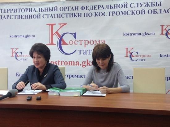 В Костромской области отмечен наименьший рост потребительских цен за десять лет