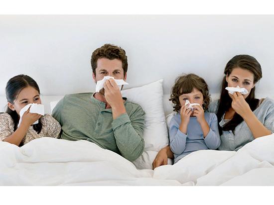 В этом году грипп – это смертельно опасная эпидемия