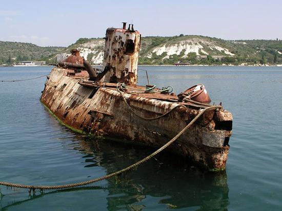 Почему Украине оказались не нужны военные корабли из Крыма