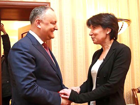 Нам нужна объединенная нейтральная Молдова, ориентированная на стратегическое партнерство с Россией