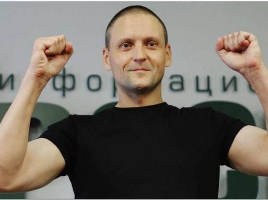 Удальцов взял самоотвод и не стал доверенным лицом Грудинина