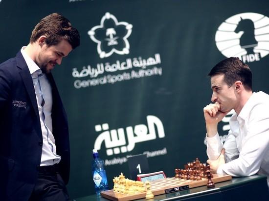Как у нашего шахматиста Инаркиева отобрали победу над Карлсеном