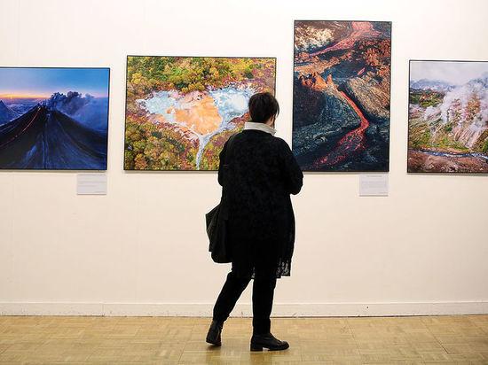 «Первозданная Россия»: в берлоге с медведем и другие уникальные фотографии