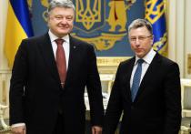 Компромисс России и США: Киев лишат финансирования и введут миротворцев