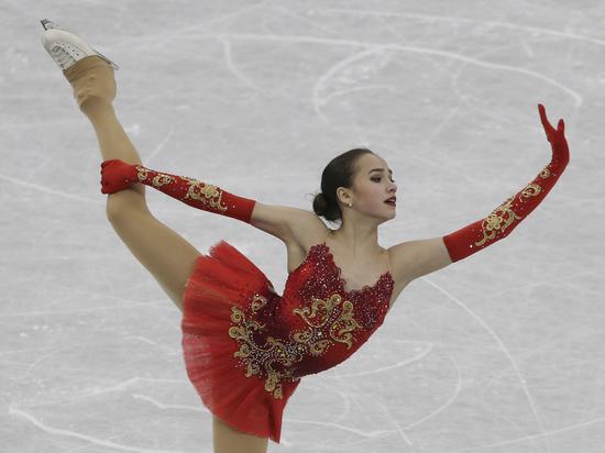Фигуристок Загитову и Медведеву тихо проводили на Олимпийские игры