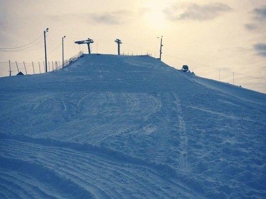 В Тамбове заработал горнолыжный центр