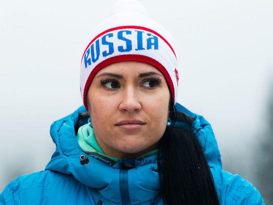 Пожизненно отстраненная саночница из России становится лучшей в Европе