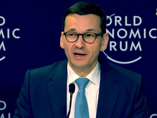 Премьер Польши назвал Россию главной угрозой