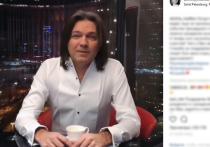 48-летний Дмитрий Маликов снова стал отцом