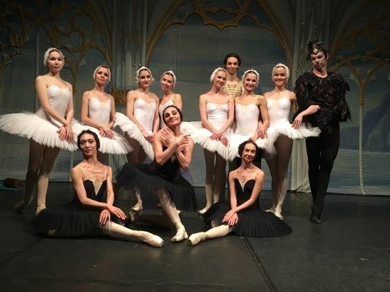 Как немцы влюбились вчувашский балет