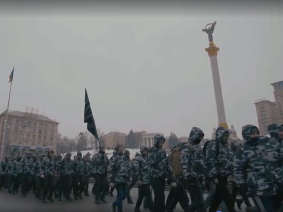 Марш нацистов в Киеве: радикалов легализовали для борьбы с Порошенко