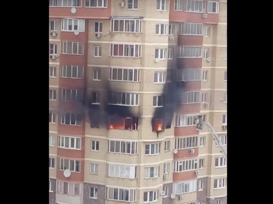 Стала известна причина пожара с четырьмя погибшими в Красногорске