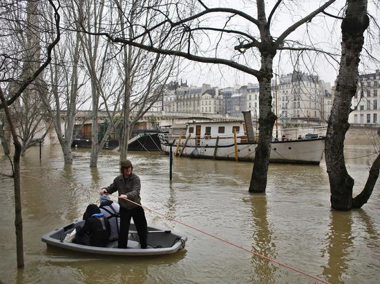 Музеи французской столицы принимают меры по спасению своих коллекций