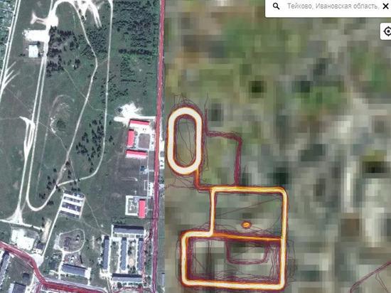 Фитнес-приложение раскрыло координаты военных баз: почему в России это невозможно