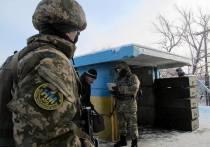 На Донбассе внезапно остановилась война