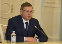Александр Бурков в Омске три месяца «латает дыры»