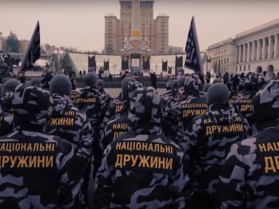 Украинская антиутопия: Глава МВД создал аналог штурмовиков Гитлера