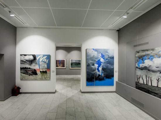 Выставка краснодарского художника о России вне мегаполиса открылась в Москве