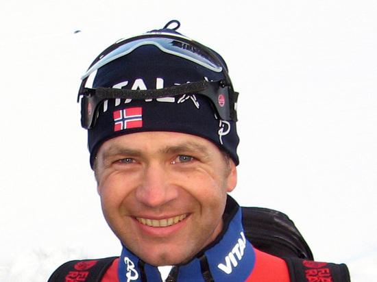 Бьорндален едет на Олимпиаду-2018 в новом качестве: будет тренером Белоруссии