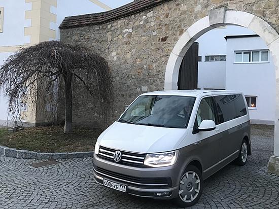 Тест-драйв юбилейной версии Volkswagen Multivan