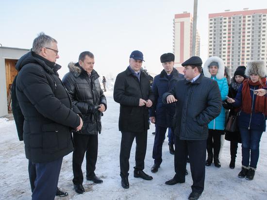 Территория перспектив: глава региона посетил Новоусманский район