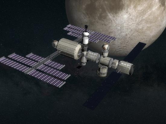 C околоземной орбиты на Луну, а далее – везде