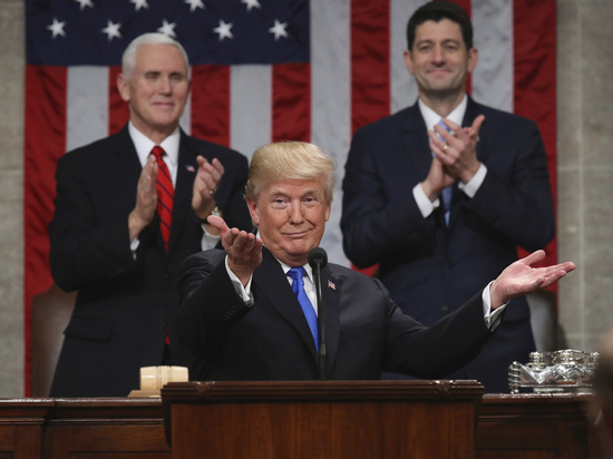 Президент США рассказал о положении страны