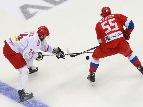 Победа нашей сборной по хоккею: команду Знарка раззадорили дисквалификации