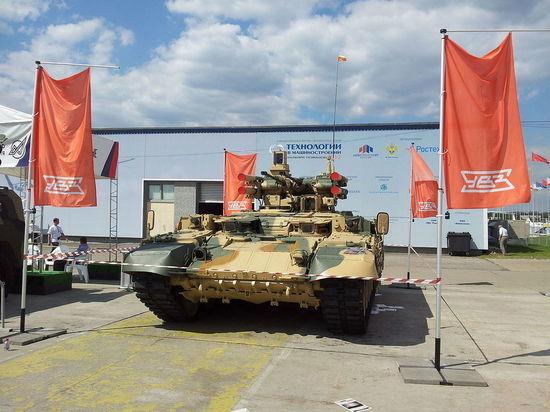 Российскую армию вооружат