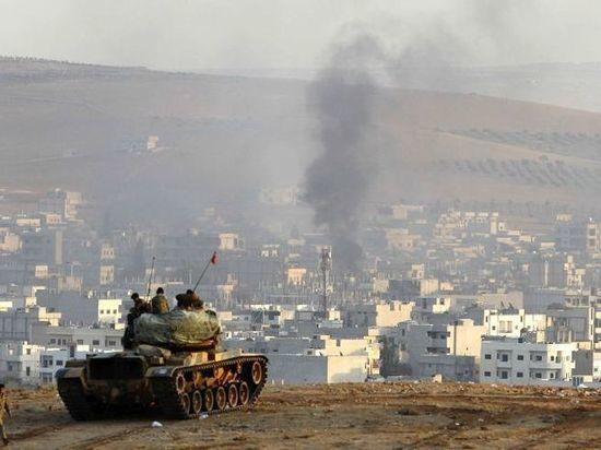 С какой целью турецкая армия вторглась Сирию, невзирая на недовольство Вашингтона