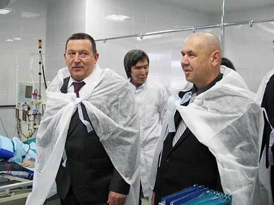 Люди плакали, когда в Селенгинске открылся второй в Бурятии межрайонный диализны центр