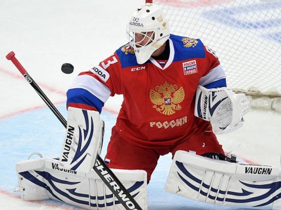 Сборная России по хоккею разгромила Белоруссию перед Олимпиадой-2018