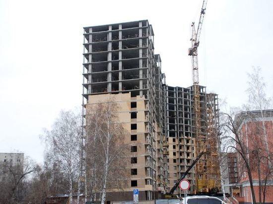 Строящийся дом в Новосибирске едва не стал ареной столкновения двух ЧОПов