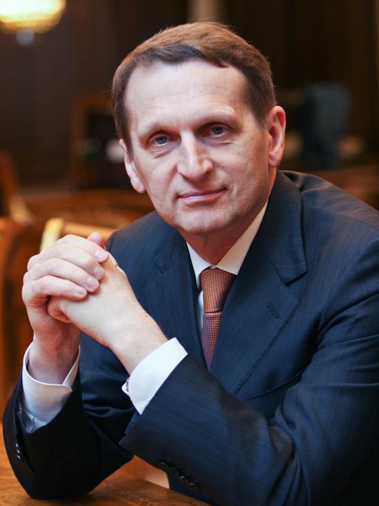 Американский сенатор запросил объяснений у Белого дома из-за визита Нарышкина
