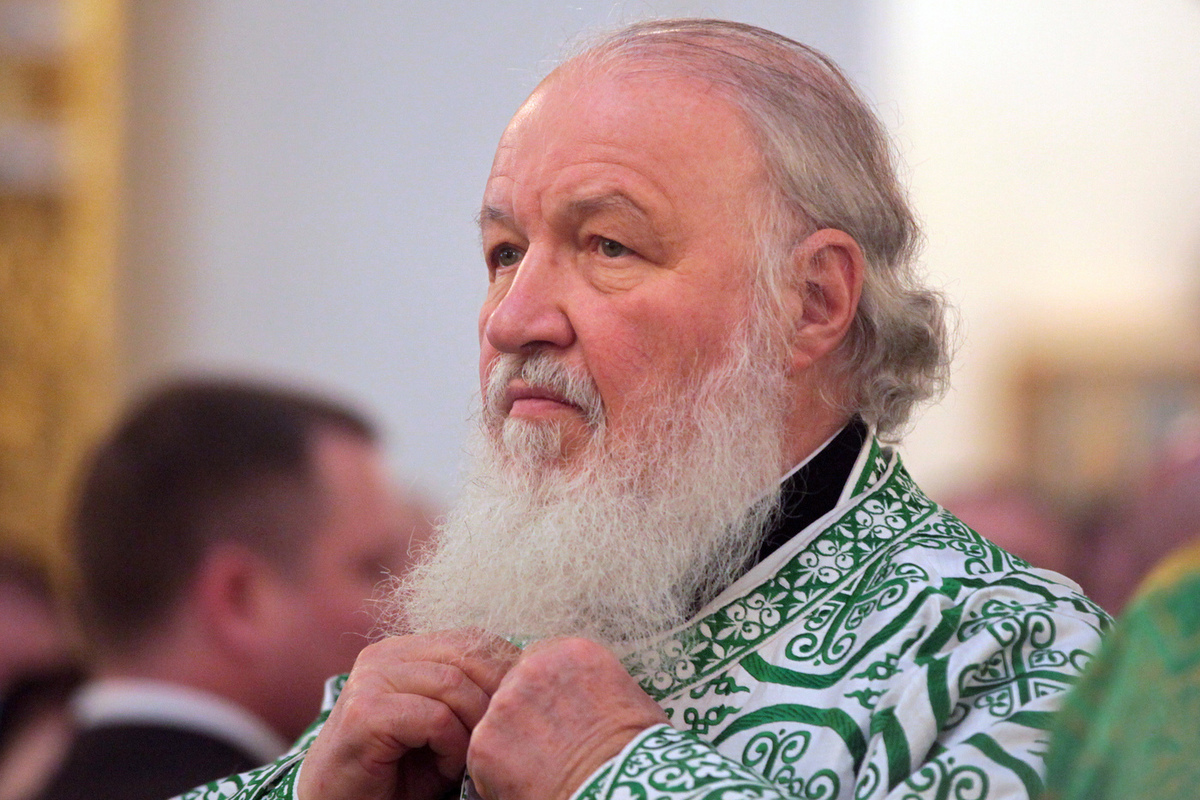 Патриарх Кирилл: духовный лидер или эффективный менеджер - МК