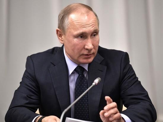 Путин пообещал устроиться комбайнером, если проиграет выборы