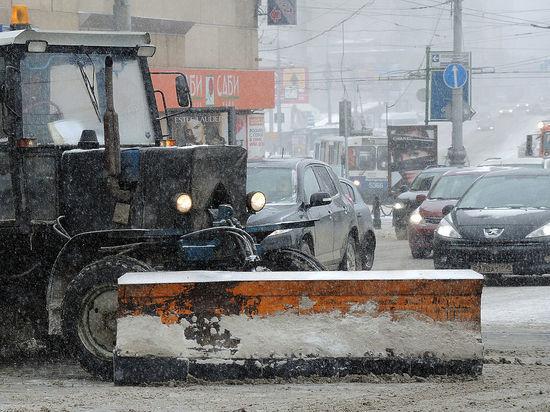 Снежный бой: на Москву надвигается новый снегопад
